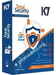 K7 Total Security 2021 Crack Latest